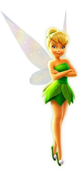 258px-Tinker_Bell_(Disney_Fairies)